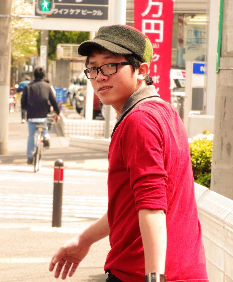 Nguyễn Tuấn MEC, Mr. Connect đi bộ ở Nhật Bản