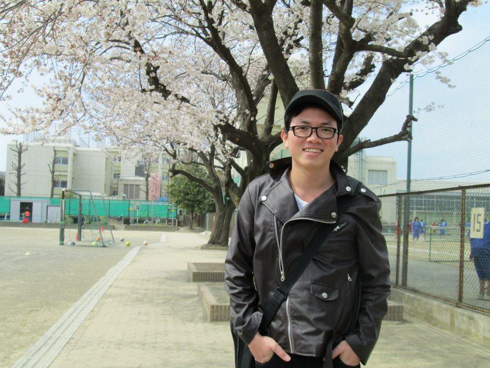 Nguyễn Tuấn MEC , Mr. Connect thời còn ở Nhật